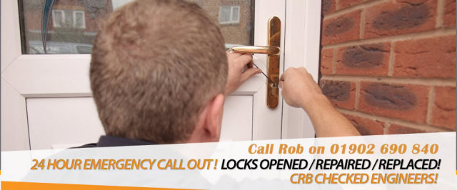 locksmiths in wolverhampton